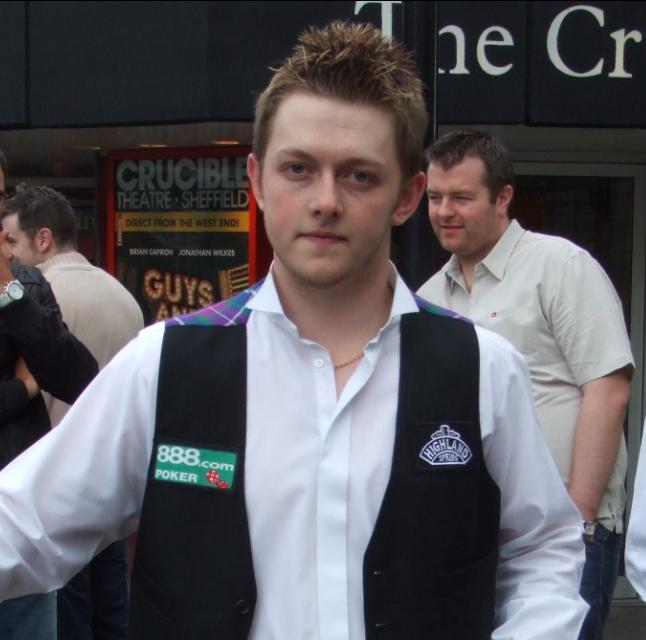 world snooker official